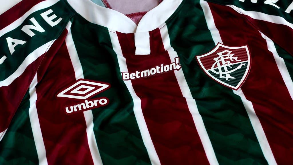 Betmotion 'cutuca' Fluminense após perder patrocínio