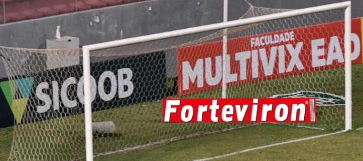 Forteviron terá placas de publicidade na Série B do Brasileirão