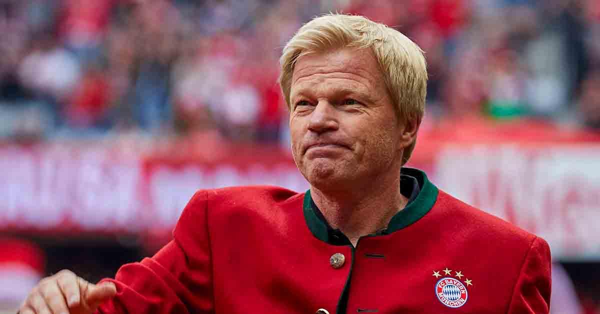 Oliver Kahn assumirá comando do Bayern antes do esperado