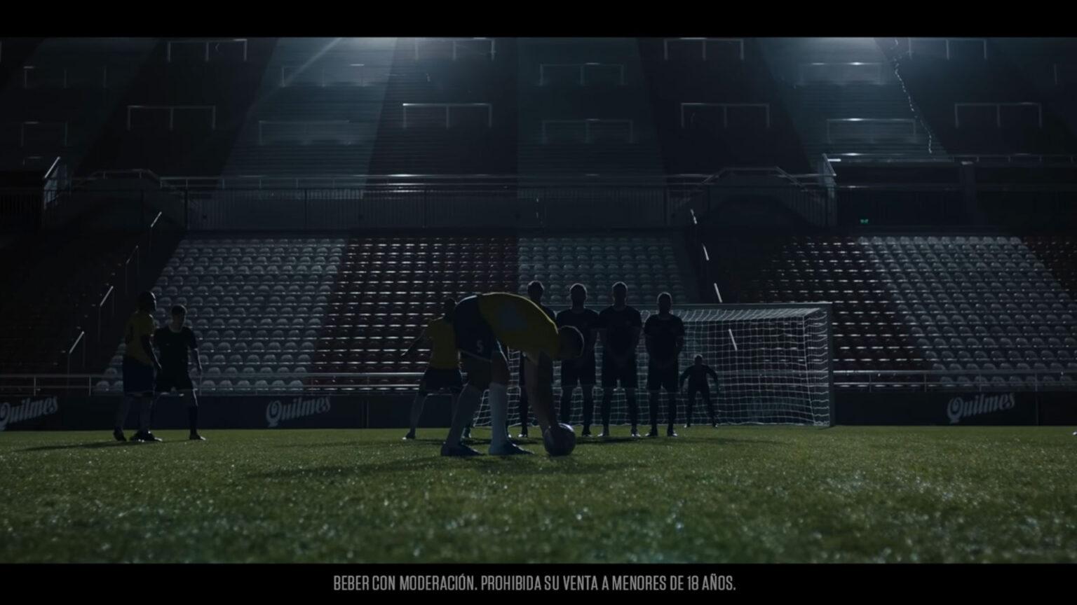 Quilmes lança nova campanha para a Copa América