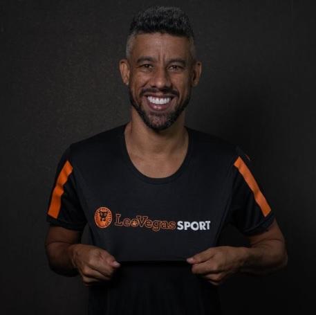 Léo Moura será usado pela LeoVegas para dar mais visibilidade e notoriedade à empresa no mercado brasileiro