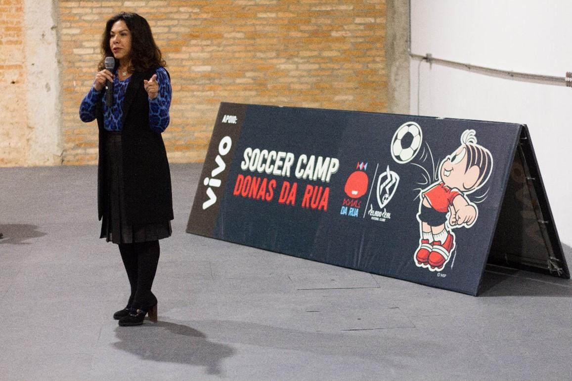 Mônica Sousa abraçou dentro da Mauricio de Sousa Produções o projeto Donas da Rua