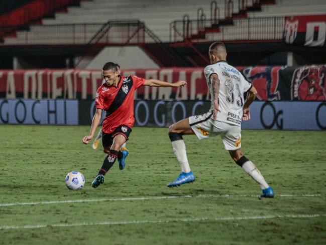 Empate sem gols classificou o Atlético-GO e eliminou o Corinthians da Copa do Brasil 2021