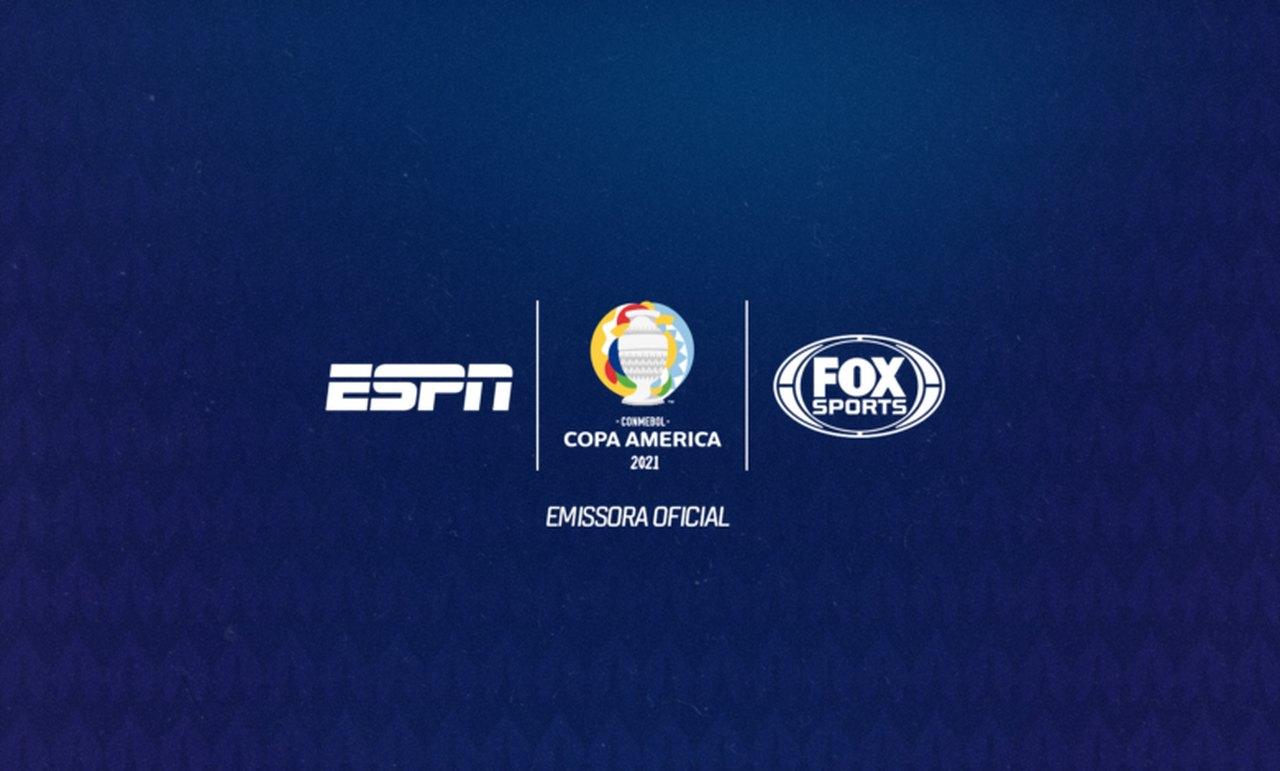 Disney confirmou que mostrará as 28 partidas da Copa América no mercado brasileiro