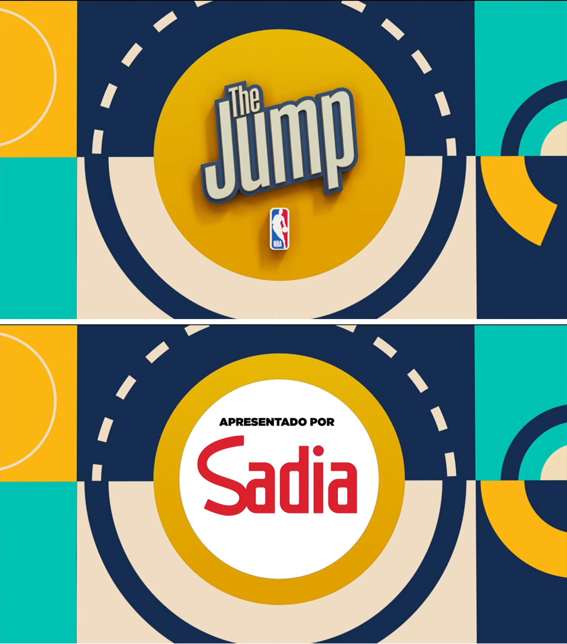 """Sadia e ESPN, parceiras da NBA, lançam programa """"The Jump Brasil"""""""