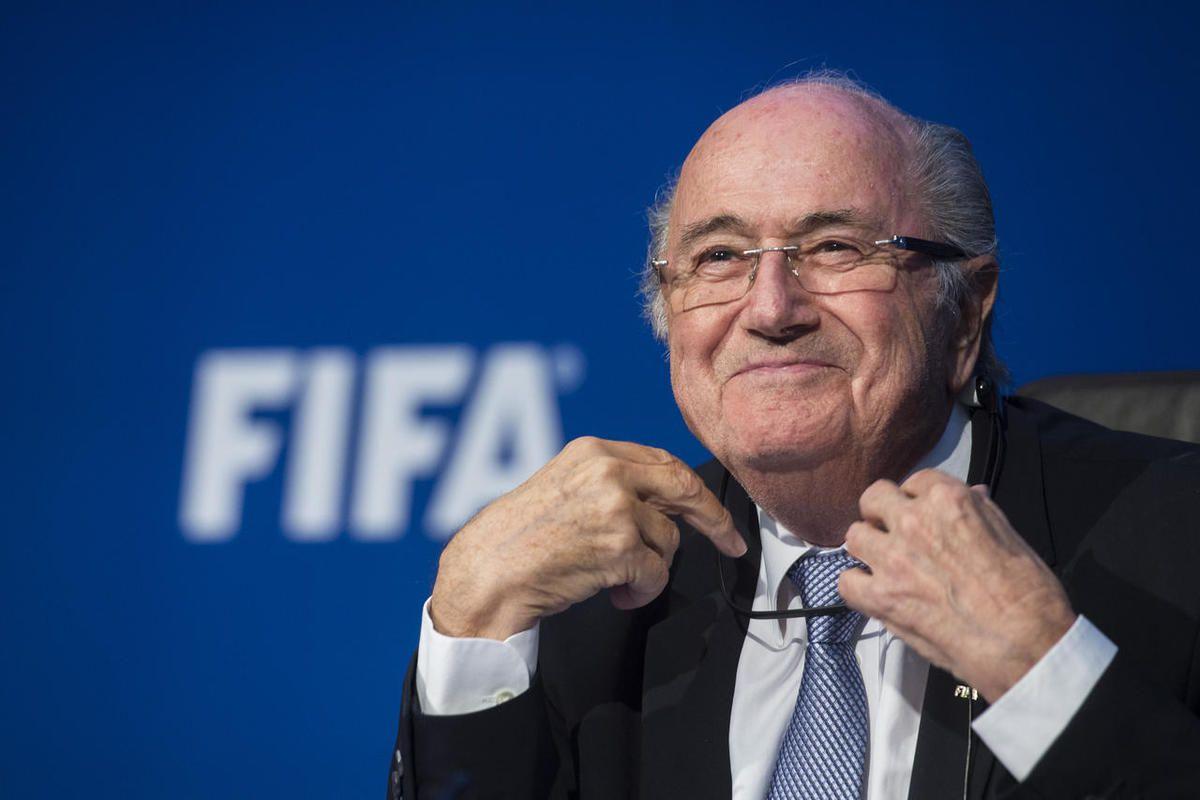Joseph Blatter foi, até 2015, o homem mais poderoso do futebol