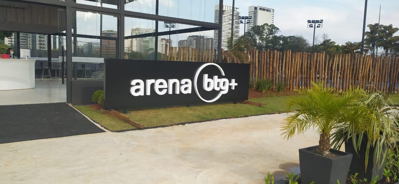 BTG dará nome a novo megaespaço esportivo em São Paulo