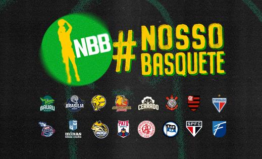 NBB é fruto de uma sólida união dos clubes em torno de um interesse comum