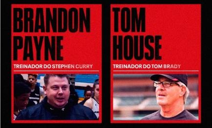 Brandon Payne e Tom House são dois dos maiores especialistas em alta performance esportiva do mundo