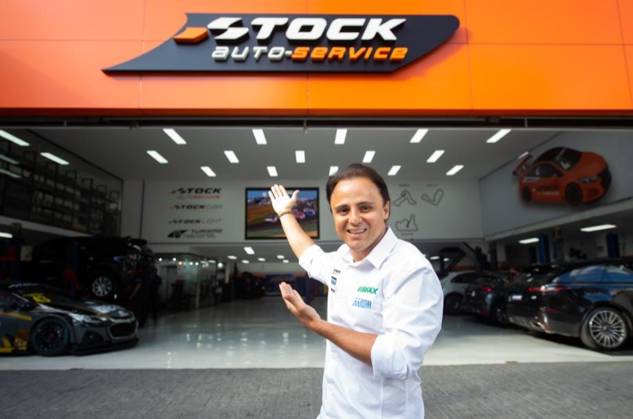 Com Felipe Massa de embaixador, Stock Car lança rede de oficinas mecânicas