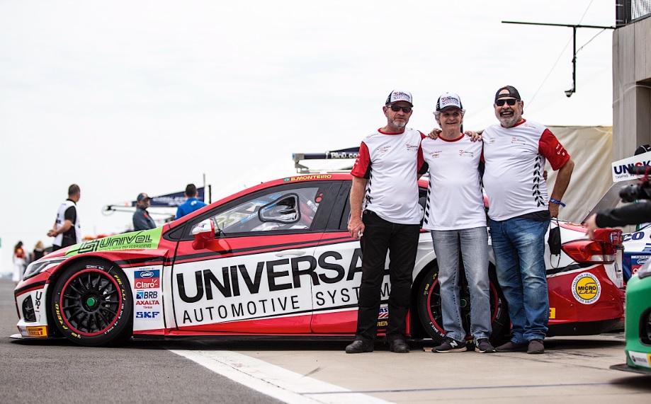 Ingo Hoffmann, Chico Serra e Paulo Gomes são três dos maiores nomes da história da Stock Car