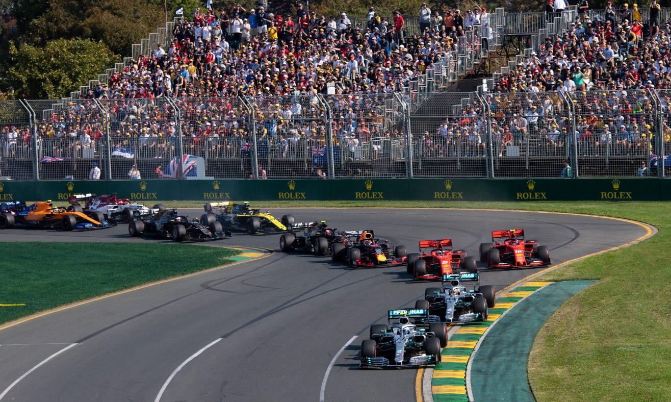Grande Prêmio da Austrália de Fórmula 1 é cancelado