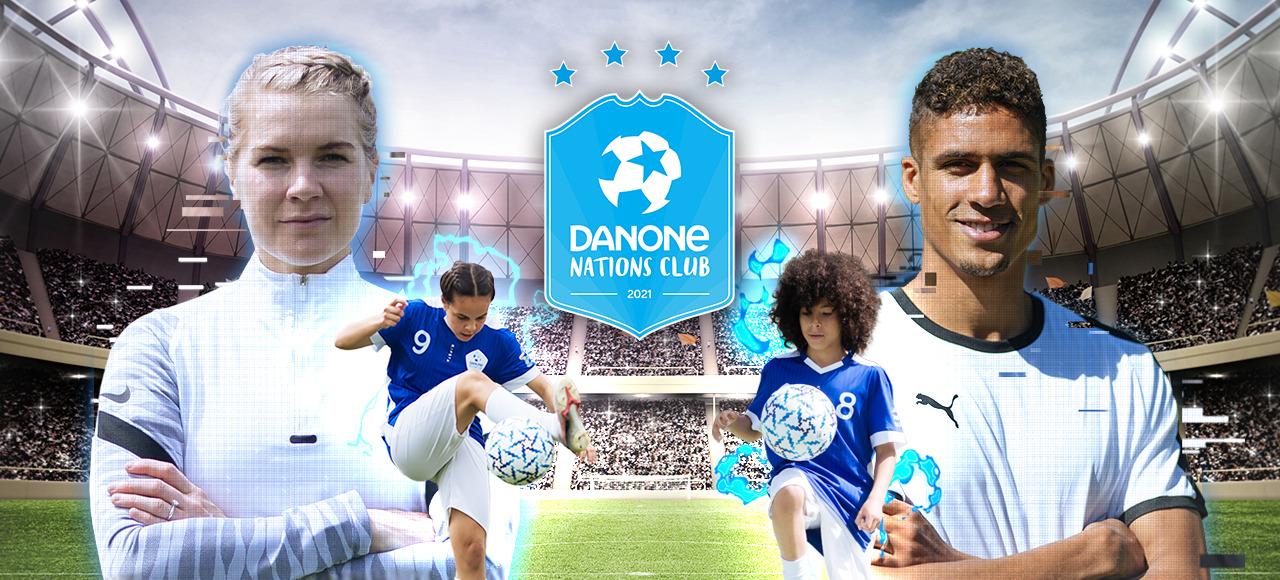 Danone lança competição que combina exercícios físicos e e-Sports