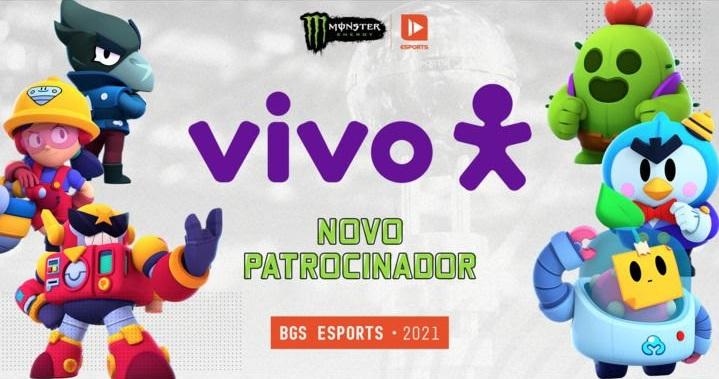 Vivo seguirá como patrocinadora do e-Sports na Brasil Game Show em 2021