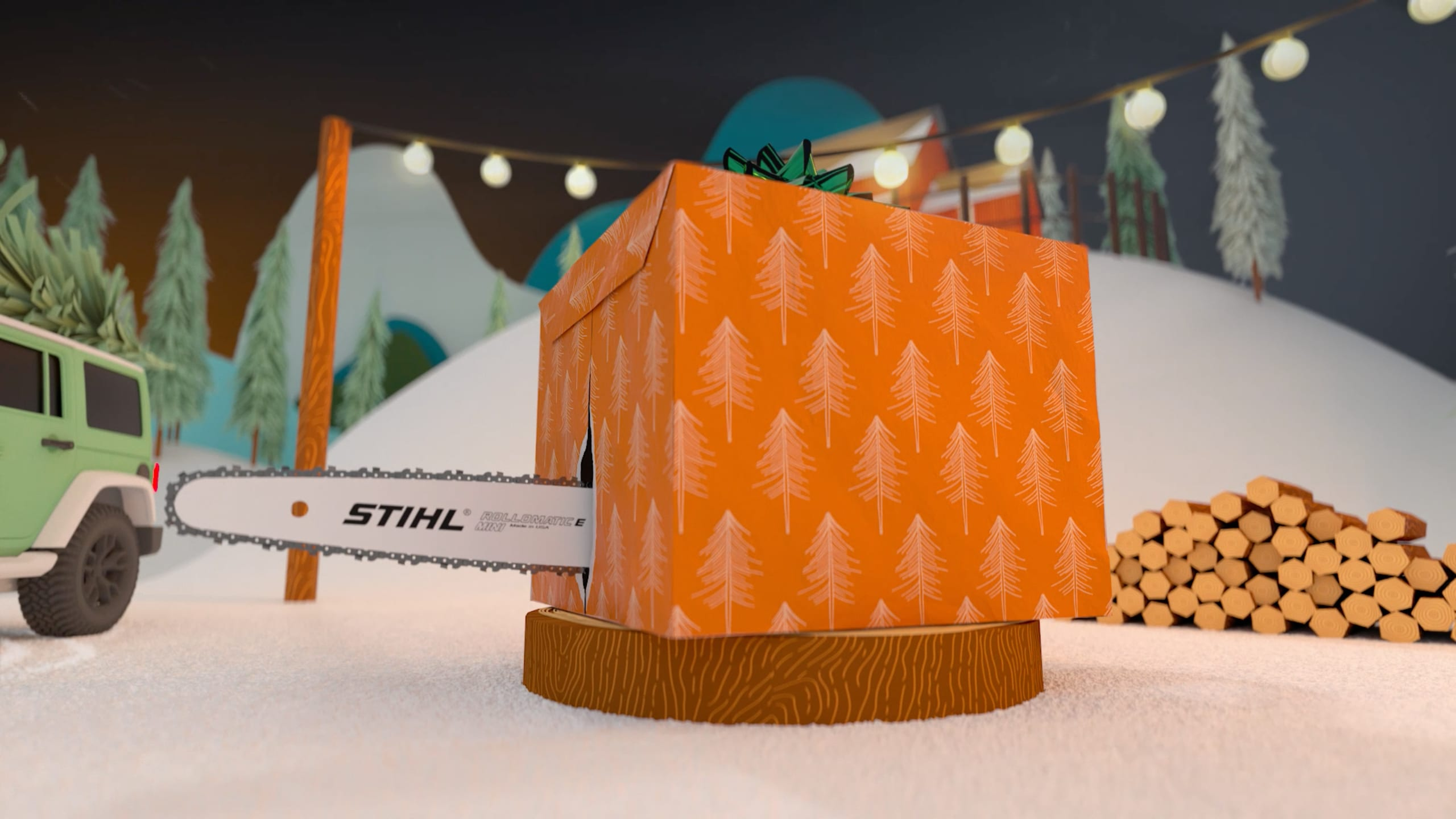 STIHL Holiday