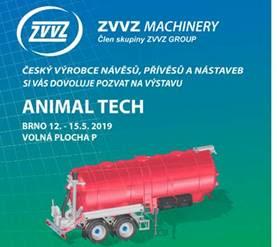 veletrh Animal Tech, Brno, květen 2019