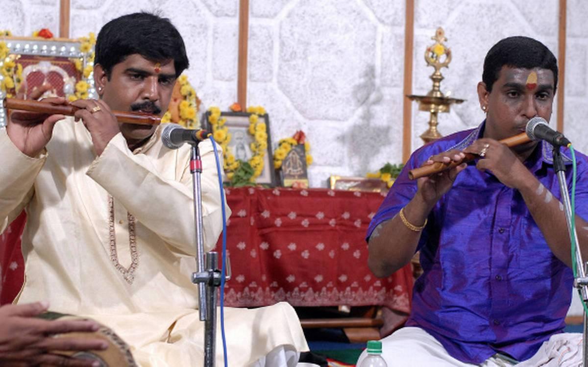 Chitoor Brothers Ck Pathanjali & Cv Mahalingam