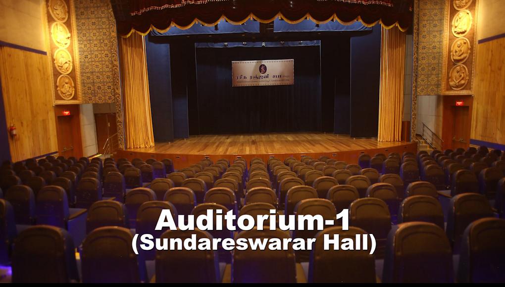 RR Sabha Hall - 1