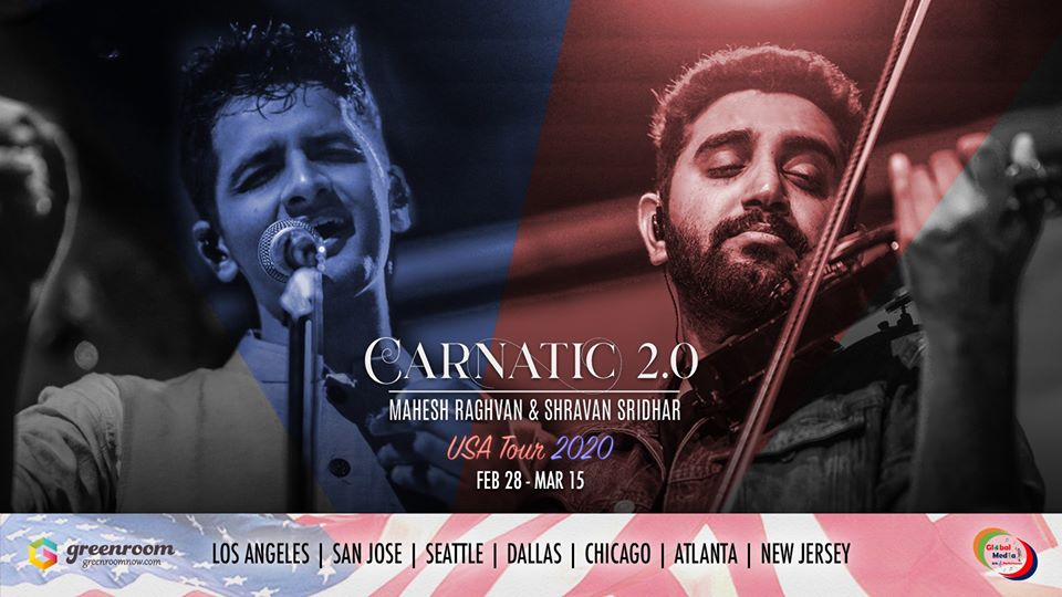Carnatic 2.0