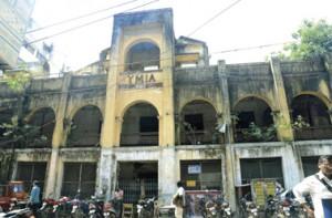 YMIA Mylapore, Meeting Hall
