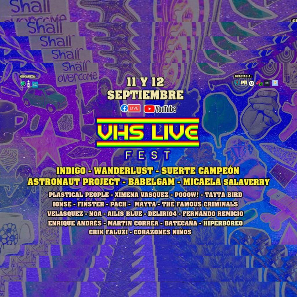VHS LIVE FEST