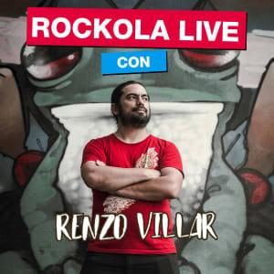 RENZO VILLAR - live