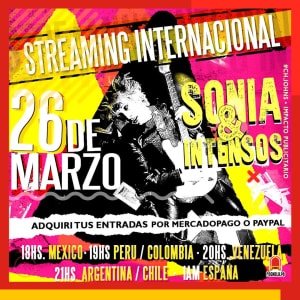 Sonia-streaming