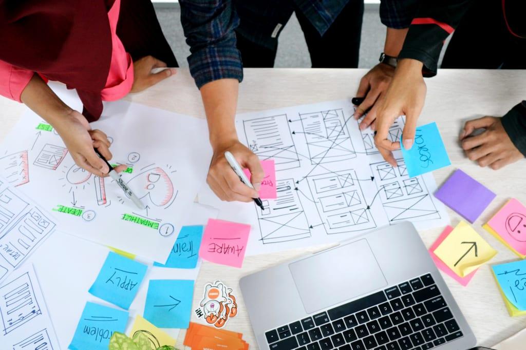 Maintenir le cap sur l'innovation à l'heure du travail hybride