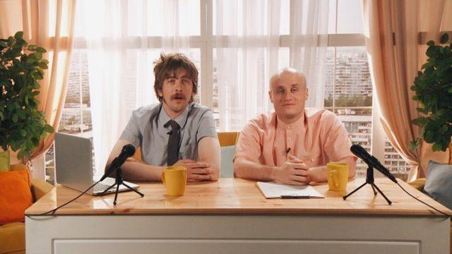 «Утренняя передача»: Никита Кукушкин и Александр Паль в новом юмористическом шоу