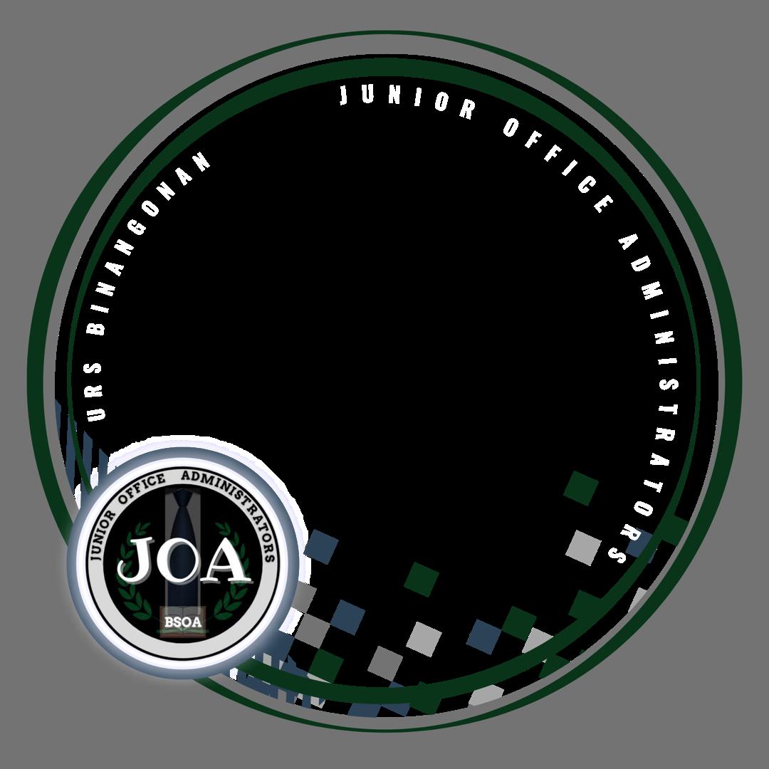 Download Twibbon JOA Organization Keren buatan Elijah Villaraza