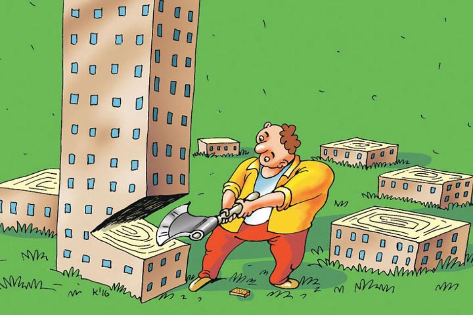 О внесении изменений в Жилищный кодекс Российской Федерации в части упорядочения норм, регулирующих переустройство и (или) перепланировку помещений в многоквартирном доме