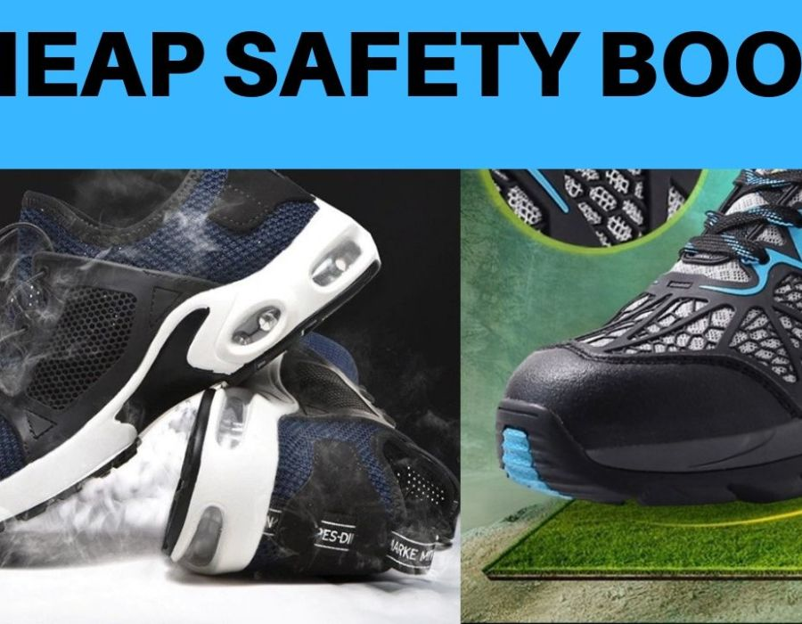 Cheap Safety Boots