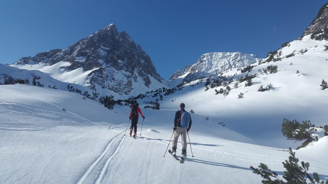 Ski et raquette
