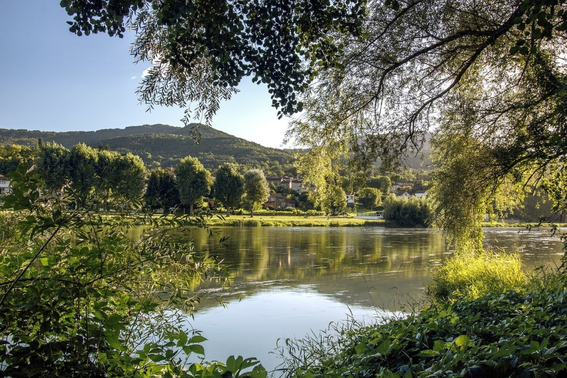 Journée au bord de Loire
