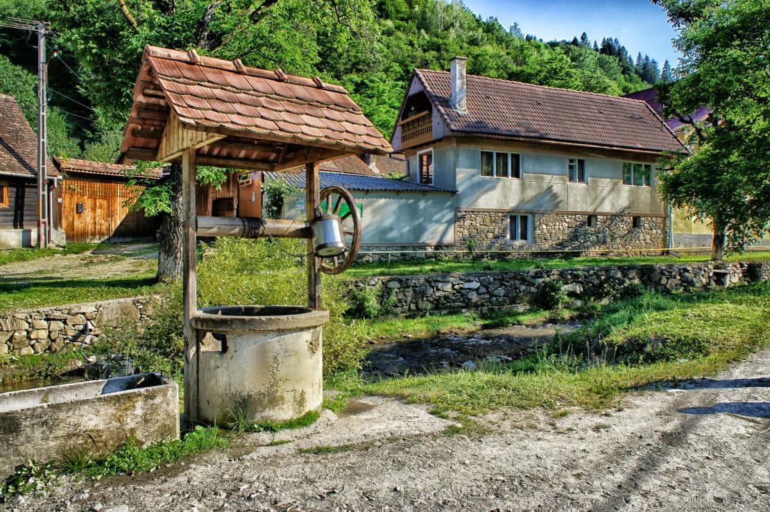 La douceur de la Roumanie