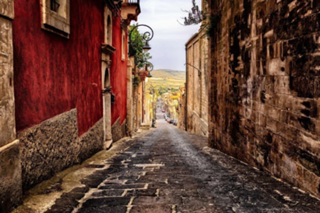 La Sicile et l'Italie du Sud
