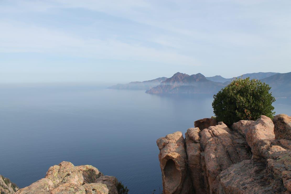 Corse, perle de la Méditerranée