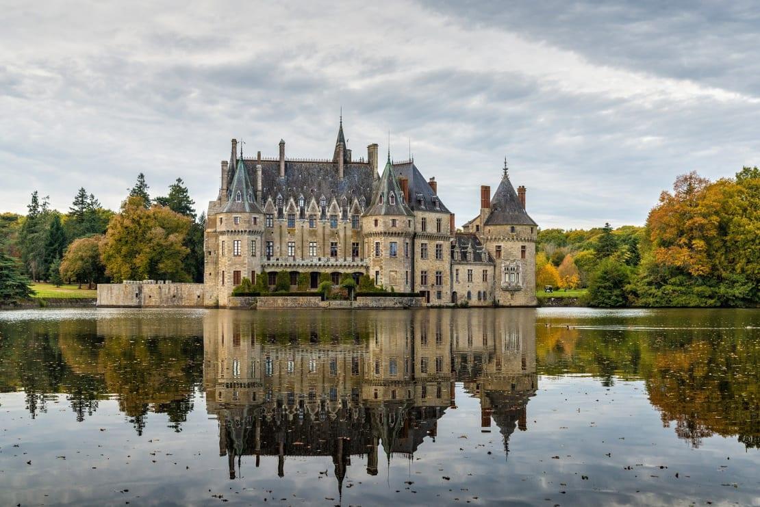 Châteaux, bateau, zoo en vallée de la Loire