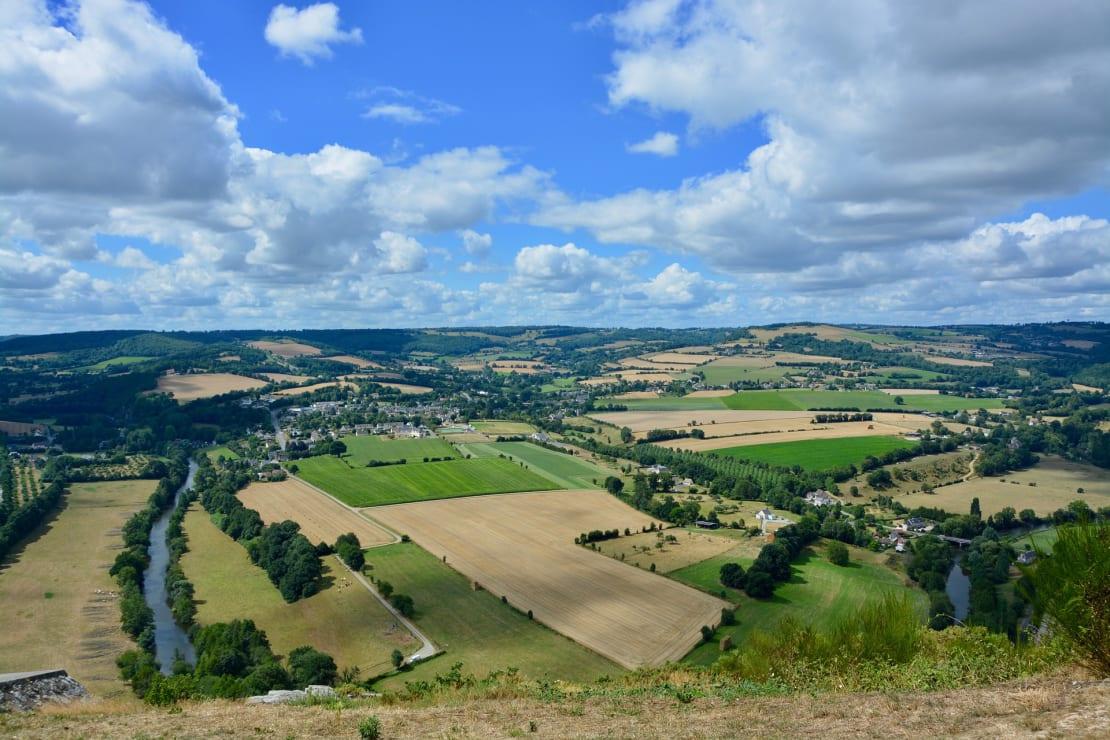 L'Orne, historique et gormande