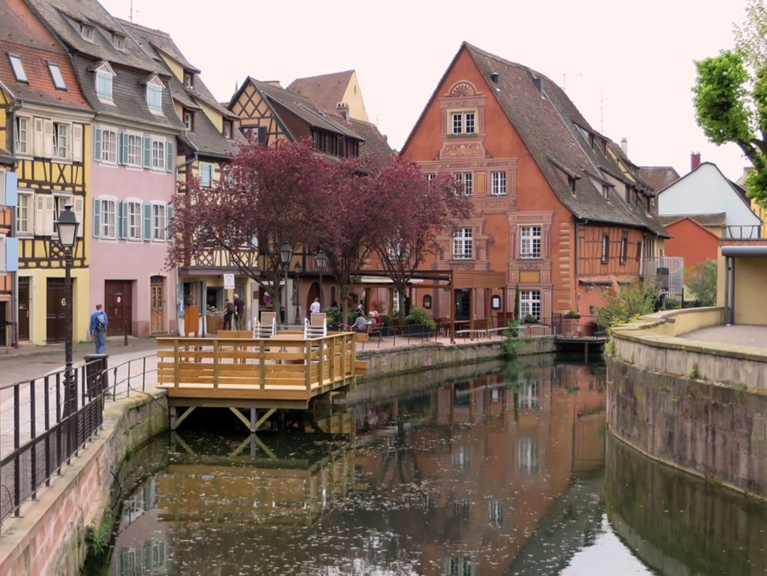 La Franche-Comté et l'Alsace