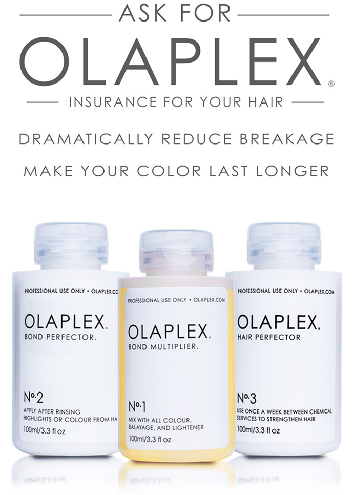 Olaplex home hairdressing service London - Styled By Emily Hunte