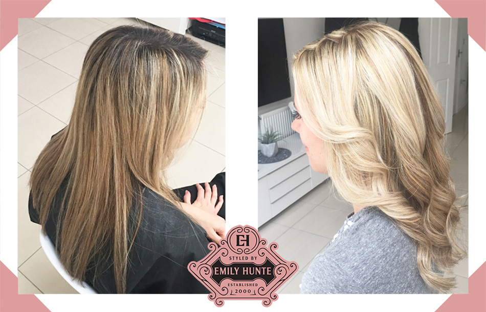 View my mobile hairdressing colour change clients photos - Hair Styled By Emily Hunte
