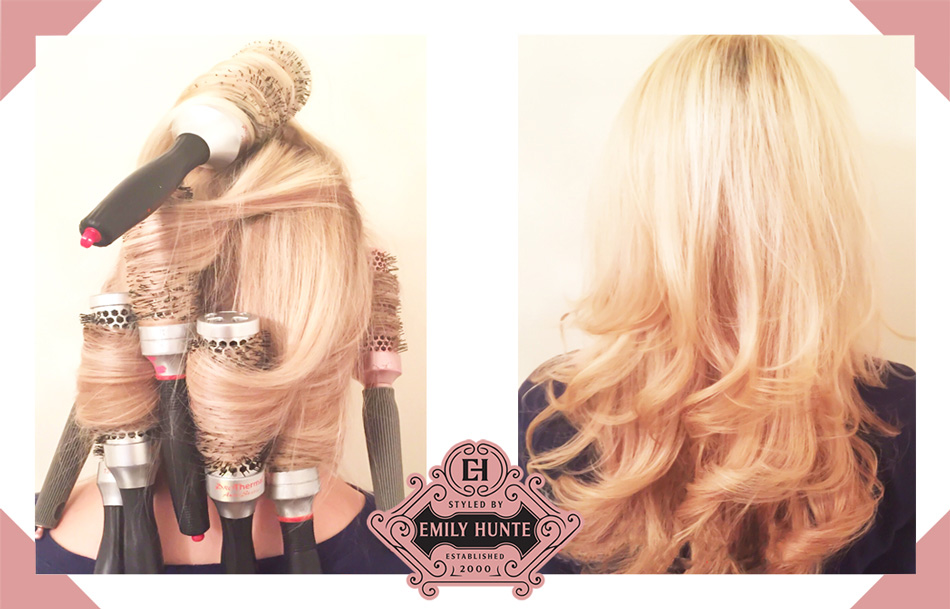 View my mobile haircut and blow dry clients photos - Hair Styled By Emily Hunte - Mobile Hairdresser London