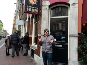 קופי שופ מומלץ באמסטרדם