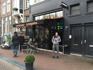 Super Skunk קופי שופ אמסטרדם