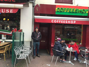 חוות דעת על הקופי שופ באמסטרדם