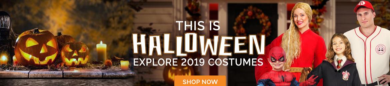 Explore Halloween Costumes