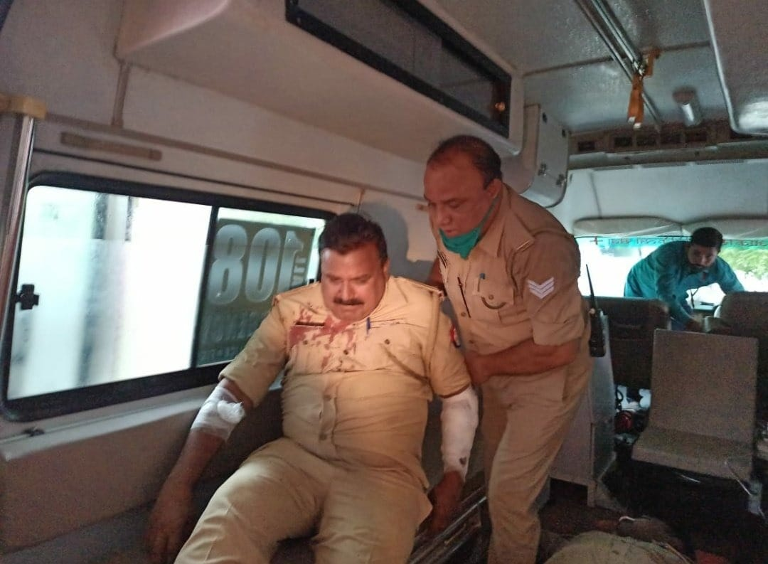 Police Encounter Vivek Dubey