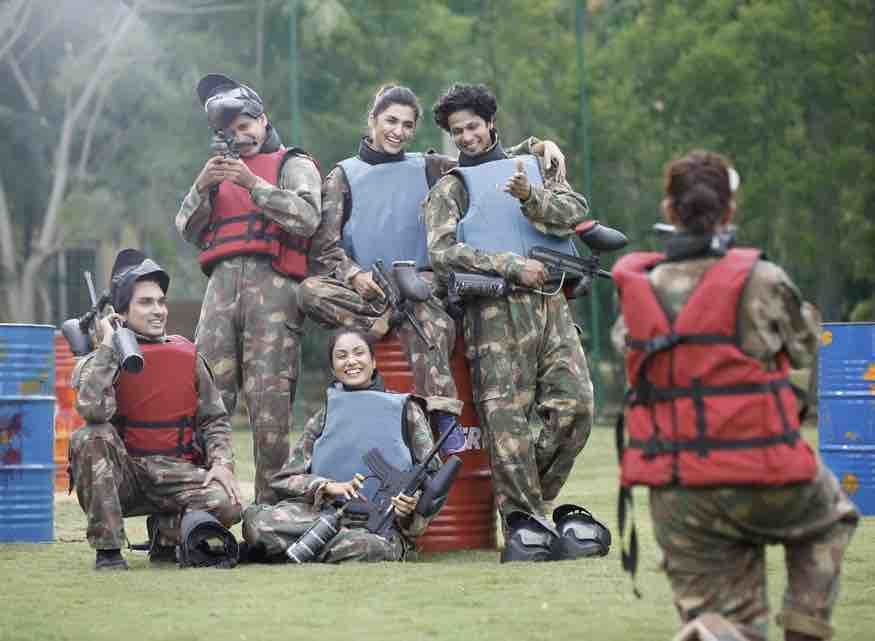 Team Building Activities