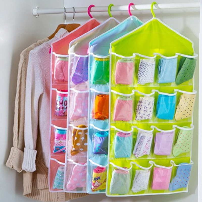 Foldable Multipurpose Hanging Organizer - StorageDelight